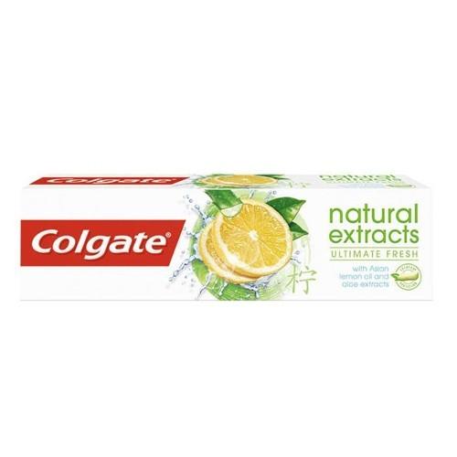 Colgate Zubní pasta s přírodními extrakty Naturals Ultimate Fresh Lemon 75 ml