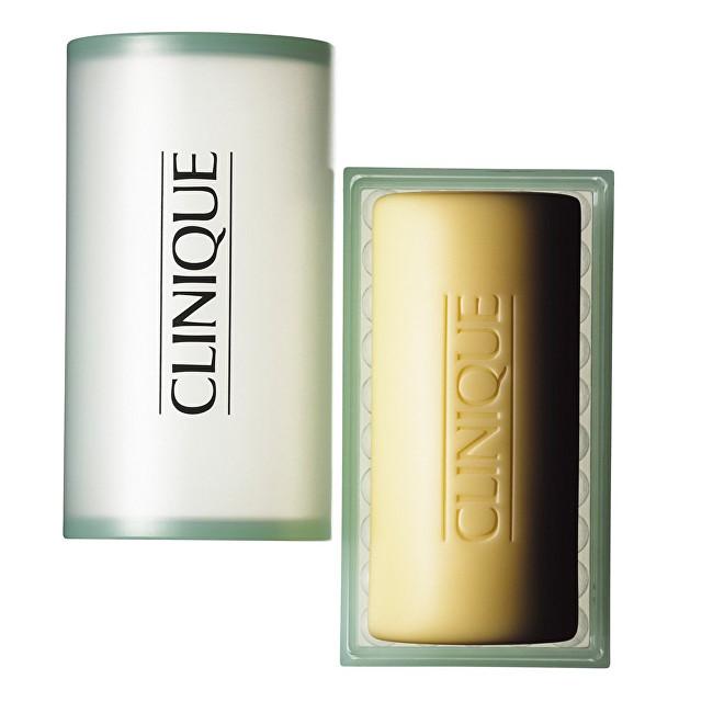 Clinique Facial Soap Mild ( suchá až smíšená pleť ) čistící mýdlo na obličej 100 g