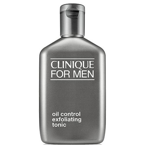 Clinique Toner exfoliere pentru ten gras For Men(Oil Control Exfoliating Tonic) 200 ml