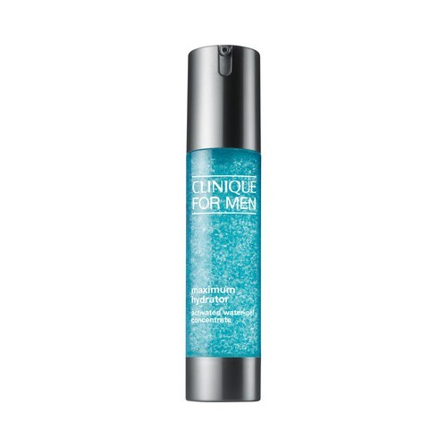Clinique Gel Intens hidratarea pielii pentru bărbați ( Maxi mum Hydrator Activated Water-Gel Concentrate ) 48 ml