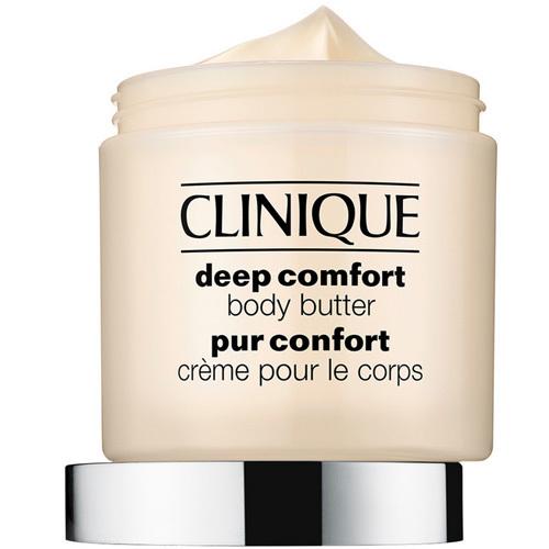 Clinique Hydratační tělové máslo (Deep Comfort Body Butter) 200 ml