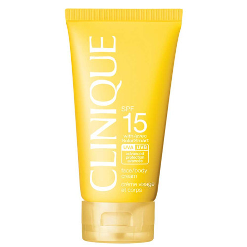 Clinique Krém na opaľovanie SPF 15 Sun (Face and Body Cream) 150 ml