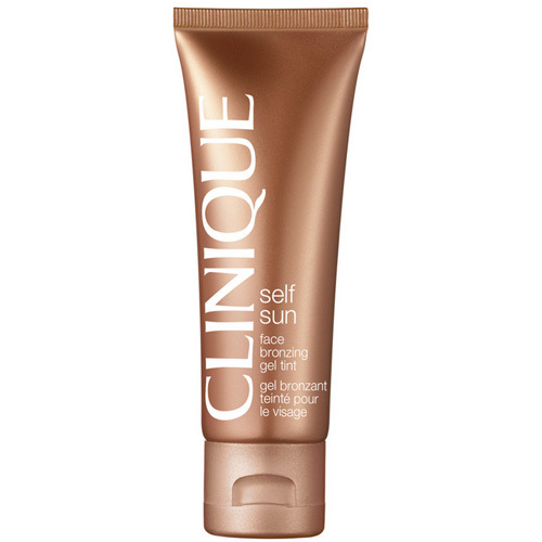 Clinique Samopalovací gél na tvár Self Sun (Face Bronzing Gel Tint) 50 ml