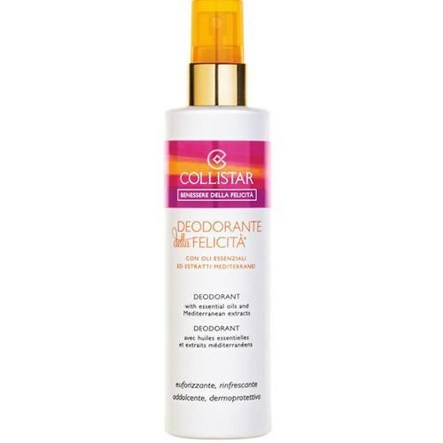 Collistar Deodorant ve spreji Della Felicita (Deodorant With Essential Oils And Mediterranean Extracts) 125 ml