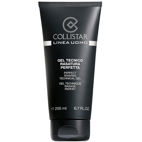 Collistar Gel na holení Perfect Technical Gel 200 ml