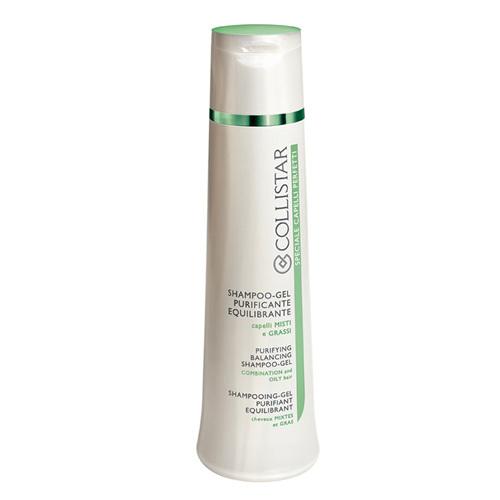 Collistar Gelový šampon pro mastné vlasy Speciale Capelli Perfetti (Shampoo-Gel Purifying Balancing) 250 ml