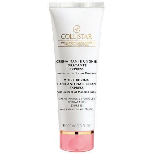 Collistar Hydratačný krém na ruky a nechty (Express Moisturizing Hand And Nail Cream) 100 ml