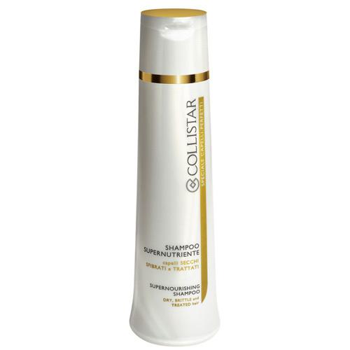 Collistar Intenzivně vyživující šampon pro suché vlasy (Supernourishing Shampoo) 250 ml