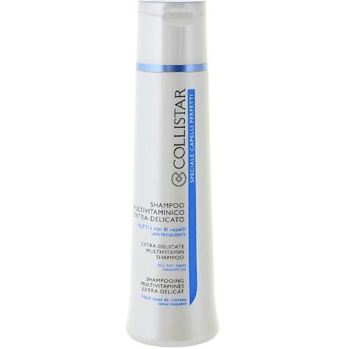 Collistar Šampon s multivitamíny pro všechny typy vlasů (Extra-Delicate Multivitamin Shampoo) 250 ml