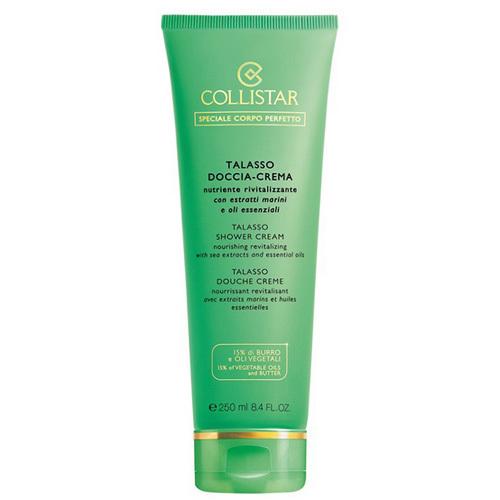 Collistar Výživný a revitalizační sprchový krém s mořskými extrakty a esenciálními oleji (Talasso Shower Cream) 250 ml