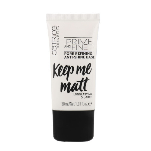 Catrice Báze pro zjemnění pórů Prime And Fine (Pore Refining Anti-Shine Base) 30 ml