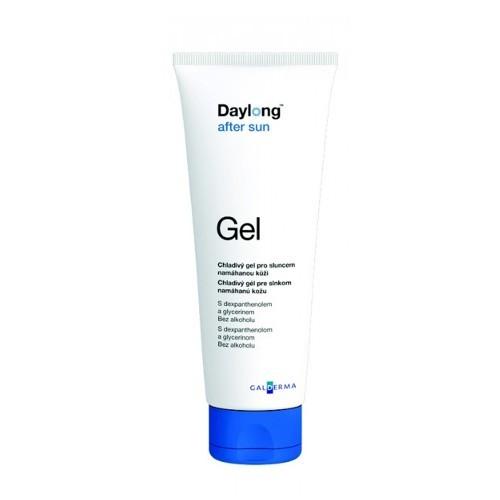 Daylong Chladivý a hydratační gel na sluncem namáhanou pokožku (After Sun Gel) 200 ml