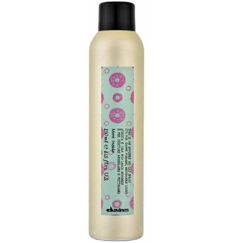 Davines Lak na vlasy so strednou fixáciou bez aerosolu More Inside (Invisible No Gas Spray) 250 ml