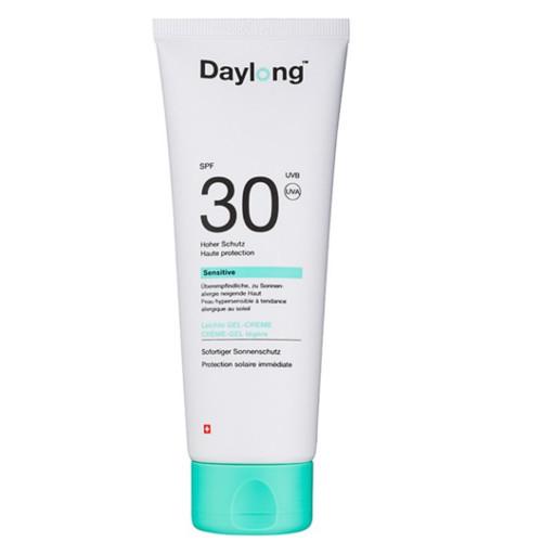 Daylong Lehký ochranný gel-krém SPF 30 Sensitive 100 ml