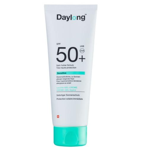 Daylong Lehký ochranný gel-krém SPF 50+ Sensitive 100 ml