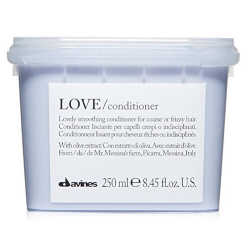 Davines Uhladzujúci kondicionér pre nepoddajné a krepaté vlasy Essential Hair care Love ( Smooth Conditioner) 250 ml