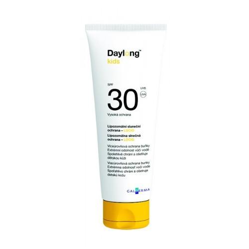 Daylong Voděodolné opalovací mléko pro děti SPF 30 200 ml
