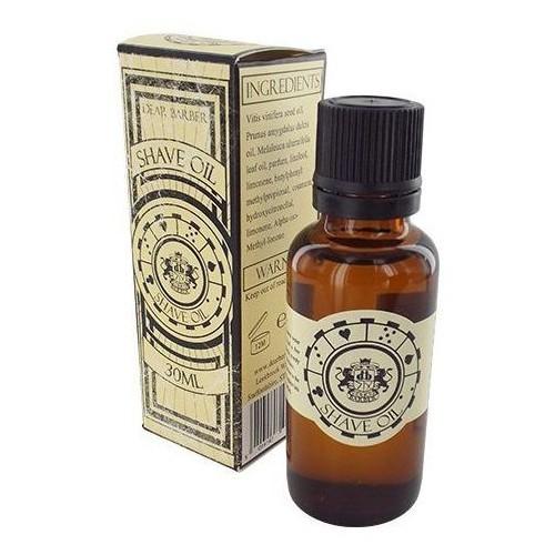 Dear Barber Olej na holení (Shave Oil) 30 ml