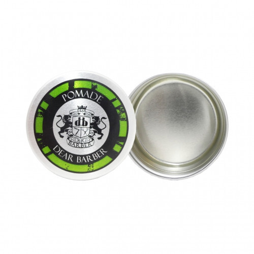 Dear Barber Pomáda na vlasy (Travel Tin Pomade) 20 ml