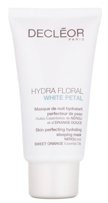Decléor Hydratační maska na noc Hydra Floral White Petal (Skin Perfecting Hydrating Sleeping Mask) 50 ml
