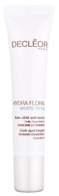 Decléor Lokálna starostlivosť pre redukciu pigmentových škvŕn Hydra Floral White Petal (Dark Spot Targeter) 15 ml