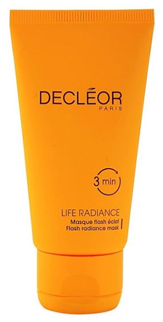 Decléor Rozjasňující maska pro všechny typy pleti Life Radiance (Flash Radiance Mask) 50 ml