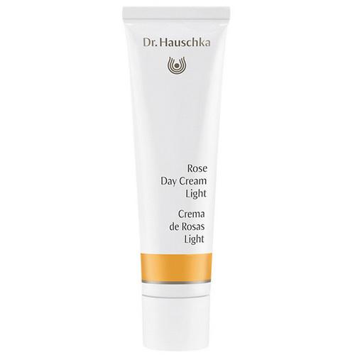 Dr. Hauschka Odlehčený růžový pleťový krém (Rose Day Cream Light) 30 ml