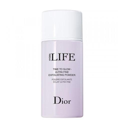 Dior Čisticí pudr s peelingovým účinkem Hydra Life (Time To Glow - Ultra Fine Exfoliating Powder) 40 g