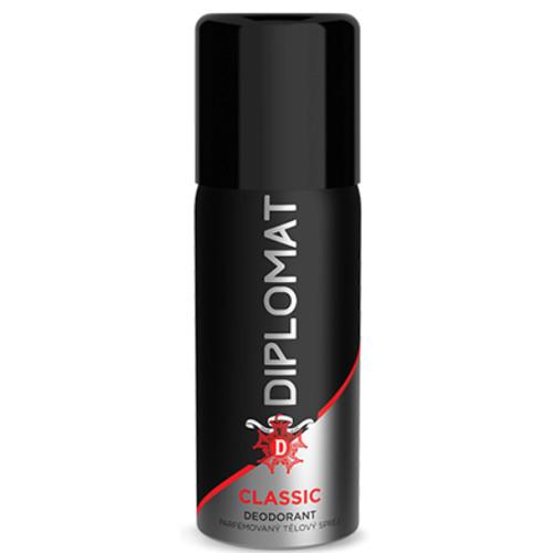 Diplomat Antiperspirant spray pentru barbati Classic 150 ml