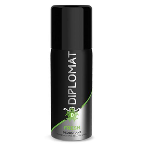 Diplomat Deodorant ve spreji pro muže Fresh 150 ml