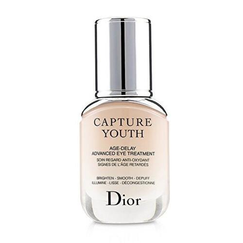 Dior Revitalizační oční péče proti vráskám Capture Youth (Age-Delay Advanced Eye Treatment) 15 ml