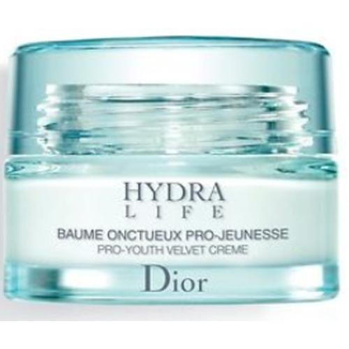 Dior Hydratačný omladzujúci krém Hydra Life (Baume Onctueux Pro-Jeunesse) 50 ml
