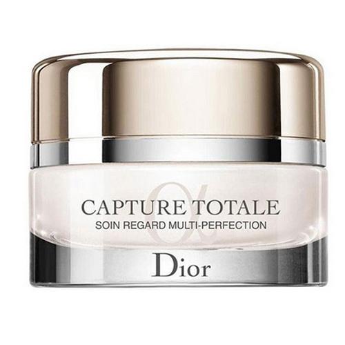 Dior Oční péče proti vráskám Capture Totale (Multi-Perfection Eye Treatment) 15 ml