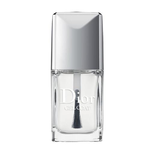 Dior Vrchní lak pro lesk nehtů (Gel Coat) 10 ml