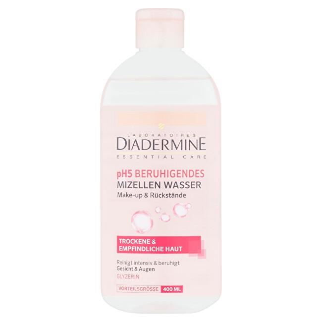 Diadermine Zklidňující micelární voda pH5 400 ml