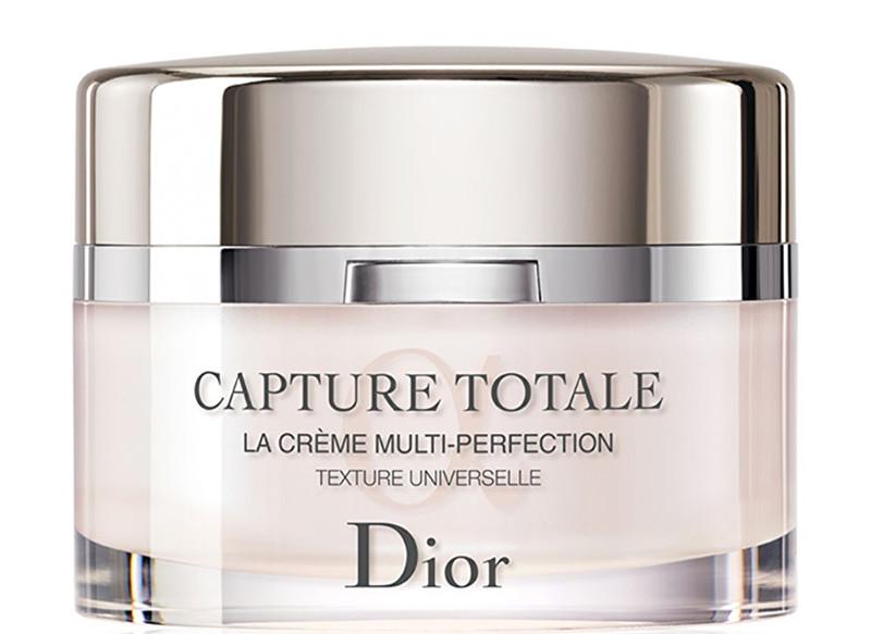 Dior Zpevňující pleťový krém pro všechny typy pleti Capture Totale (La Créme Multi-Perfection Texture Universelle) 60 ml