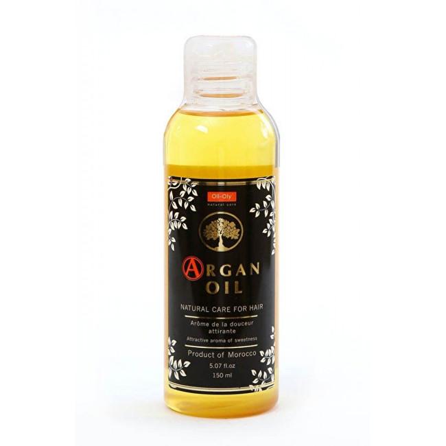 Oli-Oly 100% parfumovaný arganový olej na vlasy 150 ml Sladká vůně - Sweet