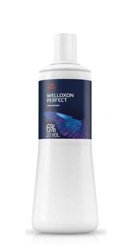 Wella Professionals Aktivační emulze 6 % 20 vol. Welloxon Perfect (Cream Developer) 1000 ml