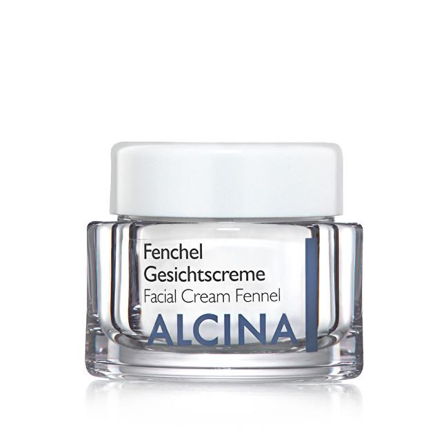Alcina Intenzivně pečující krém pro velmi suchou pleť Fenchel (Facial Cream Fennel) 100 ml