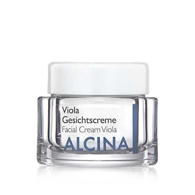 Alcina Vyživující a zklidňující krém pro vysušenou pleť Viola (Facial Cream Viola) 100 ml