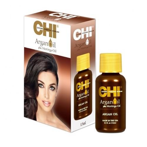 Farouk Arganový olej na poškozené vlasy CHI (Argan Oil) 89 ml