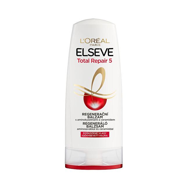 L´Oréal Paris Balzam na poškodené a oslabené vlasy Elseve (Total Repair 5) 400 ml