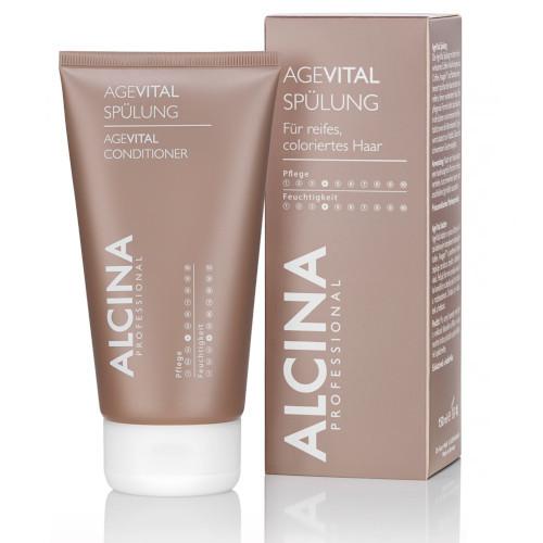 Alcina Balzám pro zralé, barvené vlasy AgeVital 150 ml