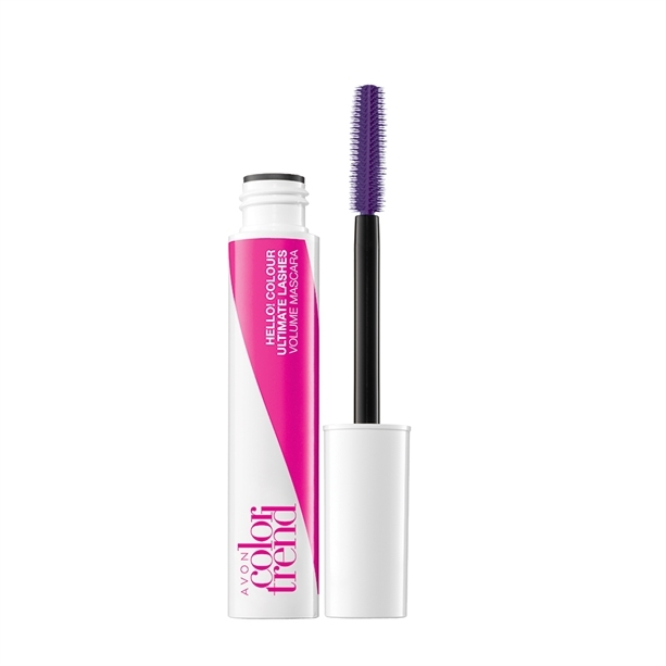 Avon Barevná řasenka Hello! (Volume Mascara) 10 ml Glace Apple