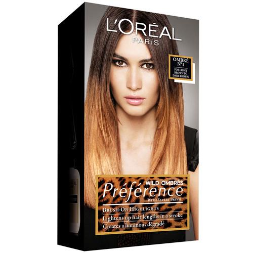 L`Oréal Paris Barva na vlasy Préférence Wild Ombrés Ombré N°1