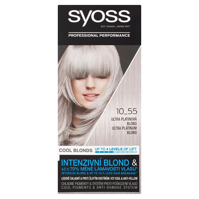 Syoss Farba na vlasy 1-1 Černý