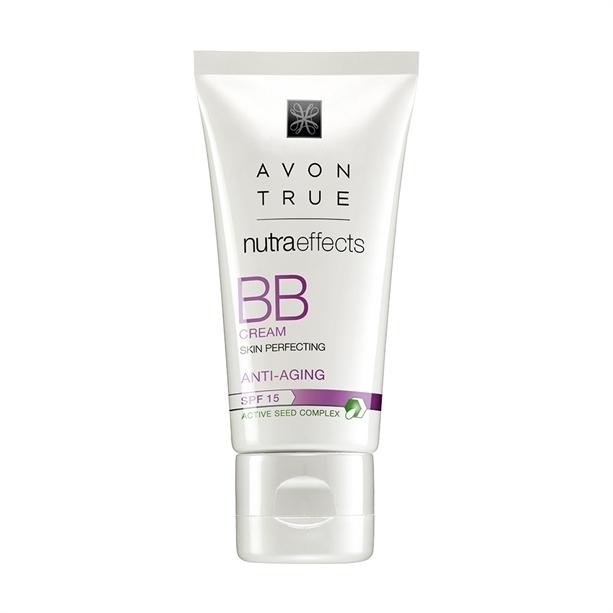 Avon BB krém s omlazujícím účinkem SPF 15 Nutraeffects (Skin Perfecting) 30 ml Light