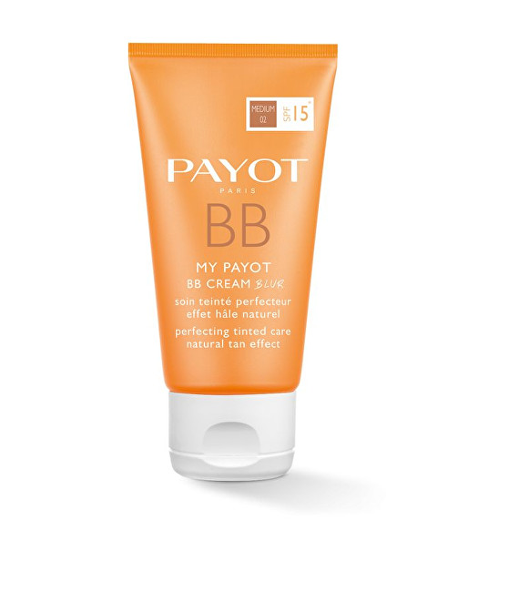 Payot BB krém SPF15 My Payot ( BB Cream Blur) 50 ml 02 Medium