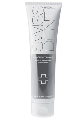 Swissdent Bělicí zubní pasta (Gentle Whitening Toothpaste) 100 ml