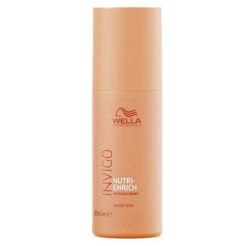 Wella Professional Bezoplachový balzám pro suché a poškozené vlasy Invigo Nutri-Enrich (Wonder Balm) 150 ml